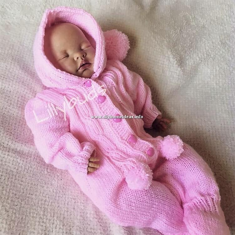 Crochet Dress for Babies