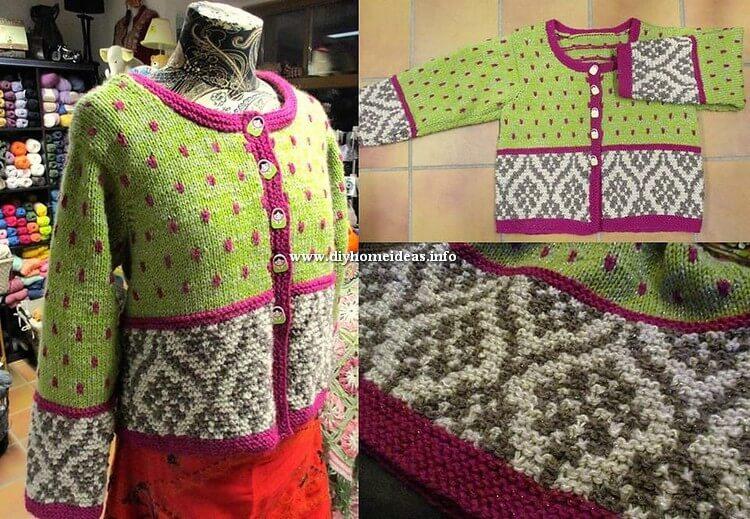Crochet Jersey Design