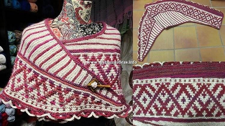 Crochet Scarf Creation