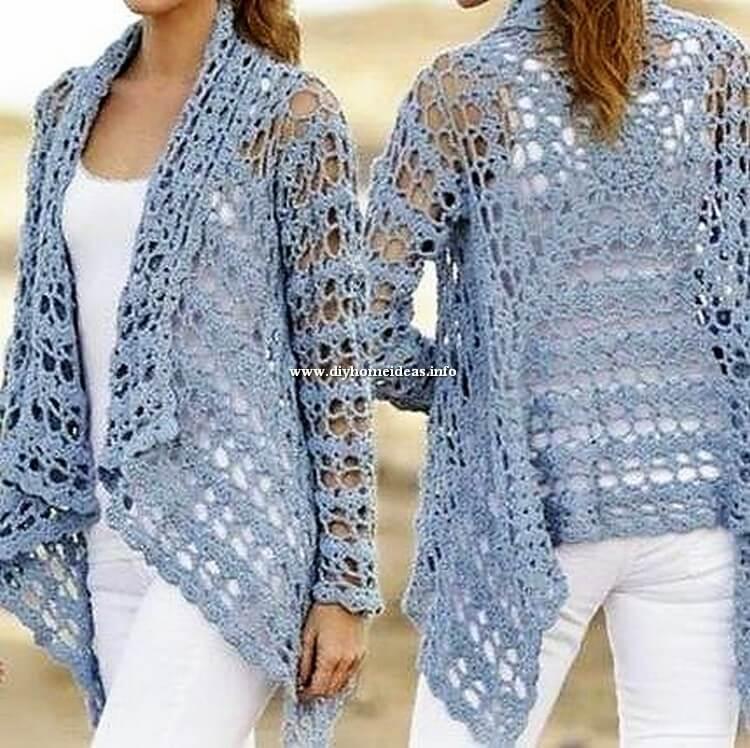 Crochet Scarf Design (2)