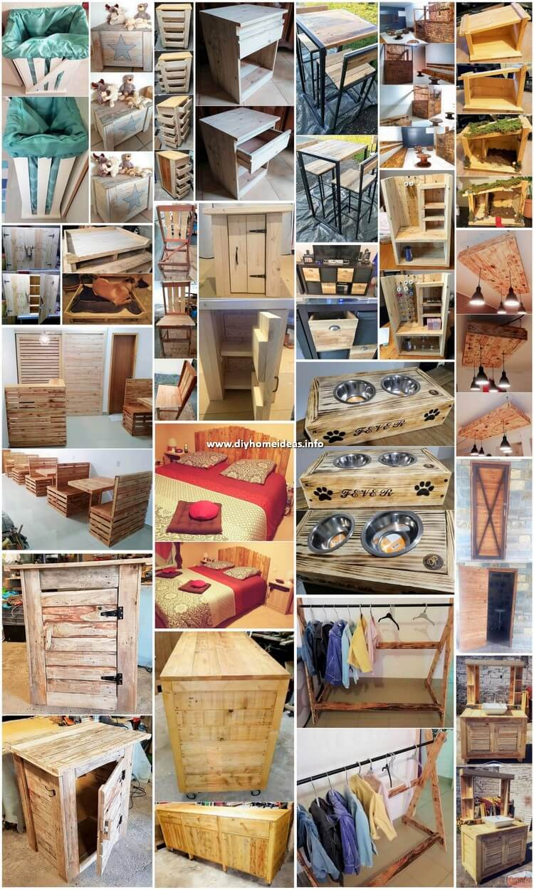 DIY Wood Pallet Projects That Are Easy to Make and Sell