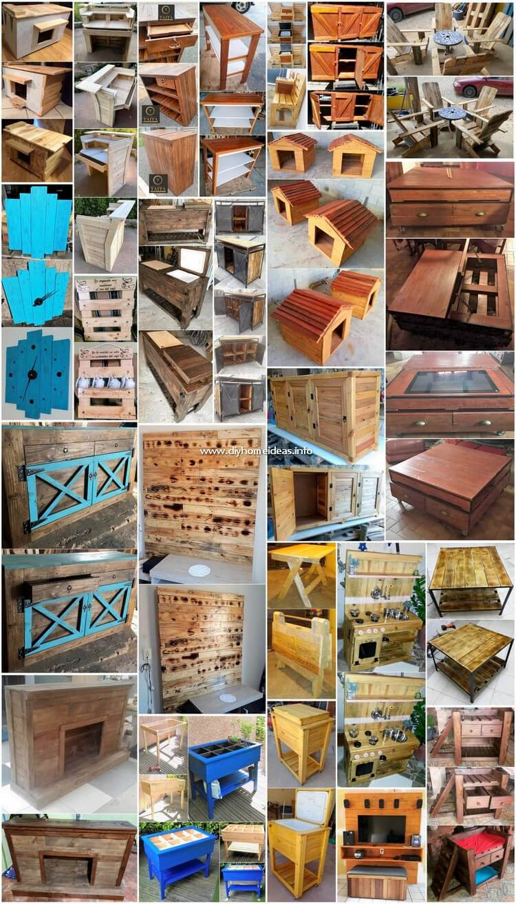 Eco-friendly DIY Pallet Ideas and Projects