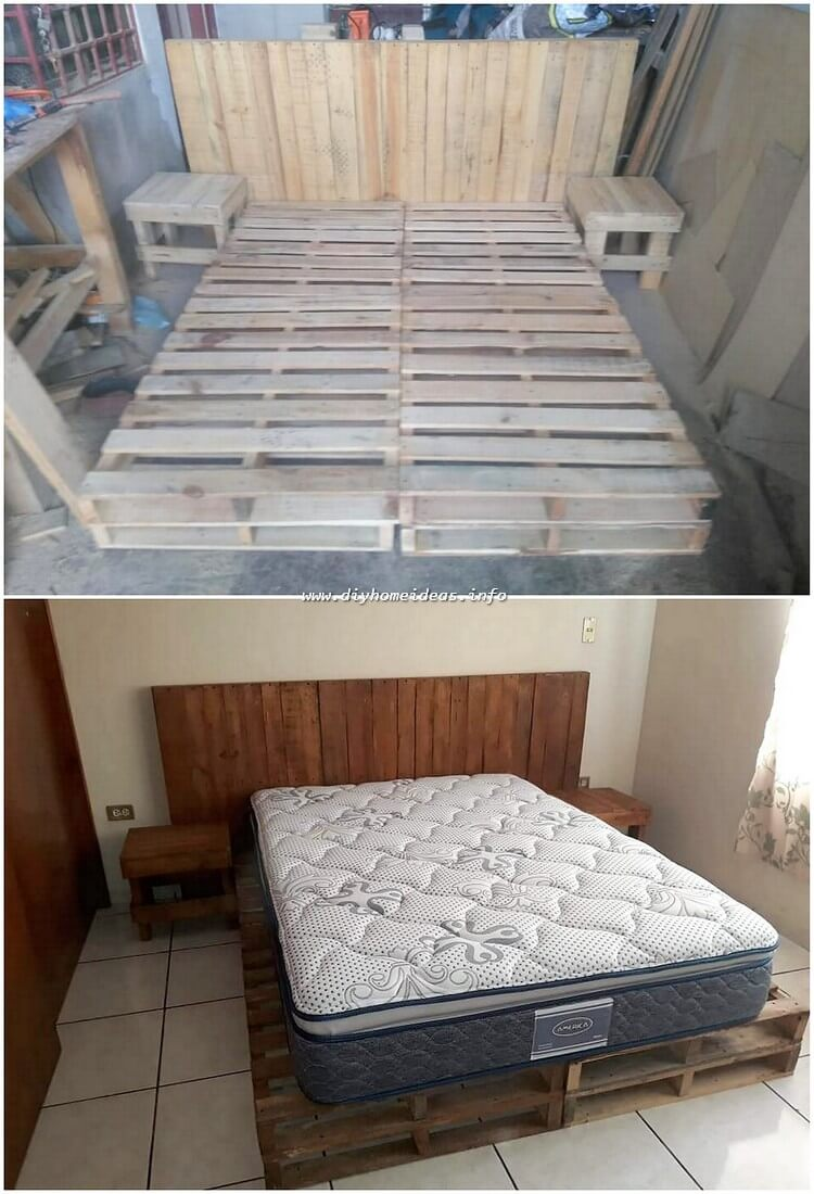Creative Diy Ideas Out Of Recycled Wood Pallets Diy Home Ideas