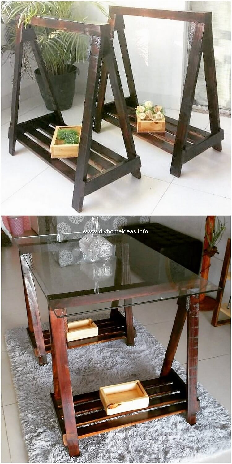 Pallet Table Frame