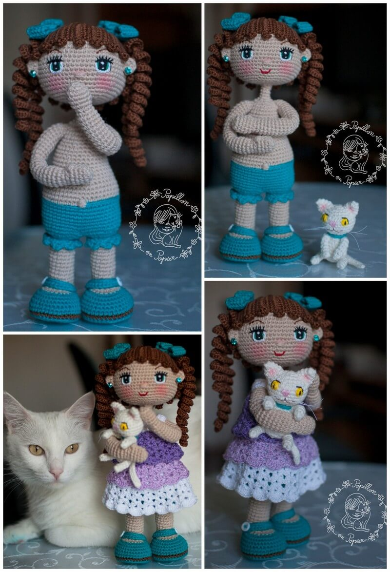 Crochet Amigurumi Doll Pattern (12)