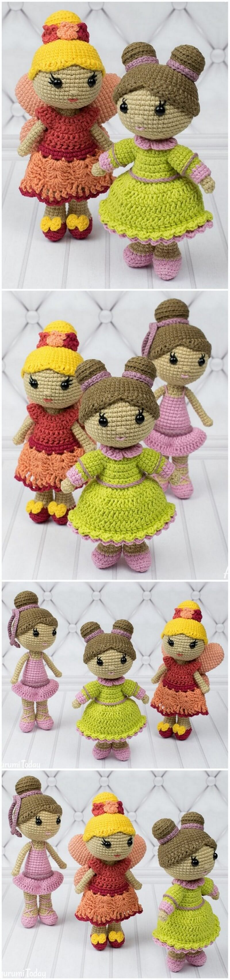Crochet Amigurumi Doll Pattern (32)