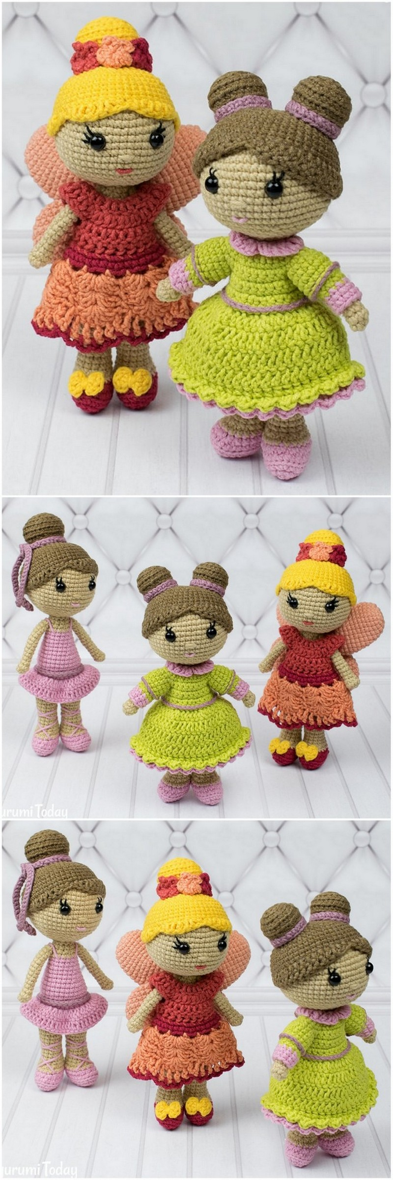 Crochet Amigurumi Doll Pattern (34)
