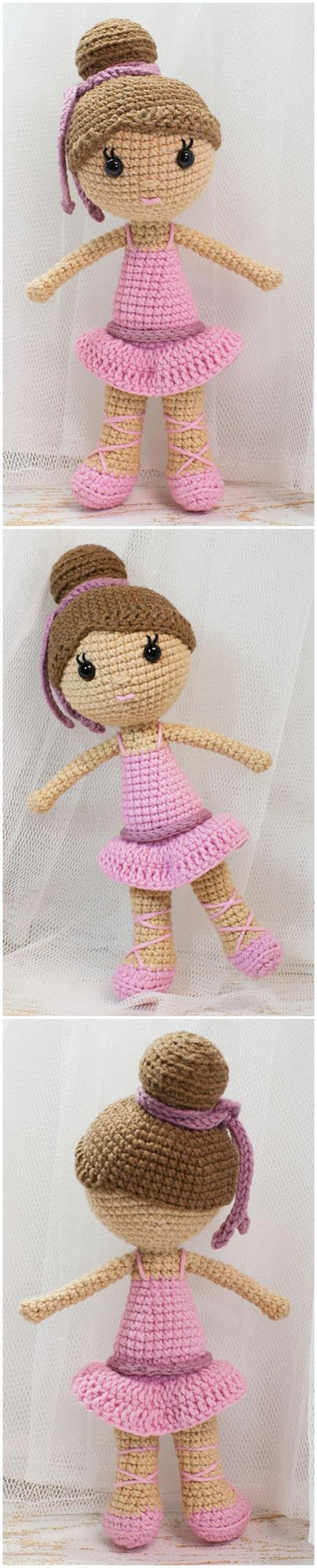Crochet Amigurumi Doll Pattern (37)