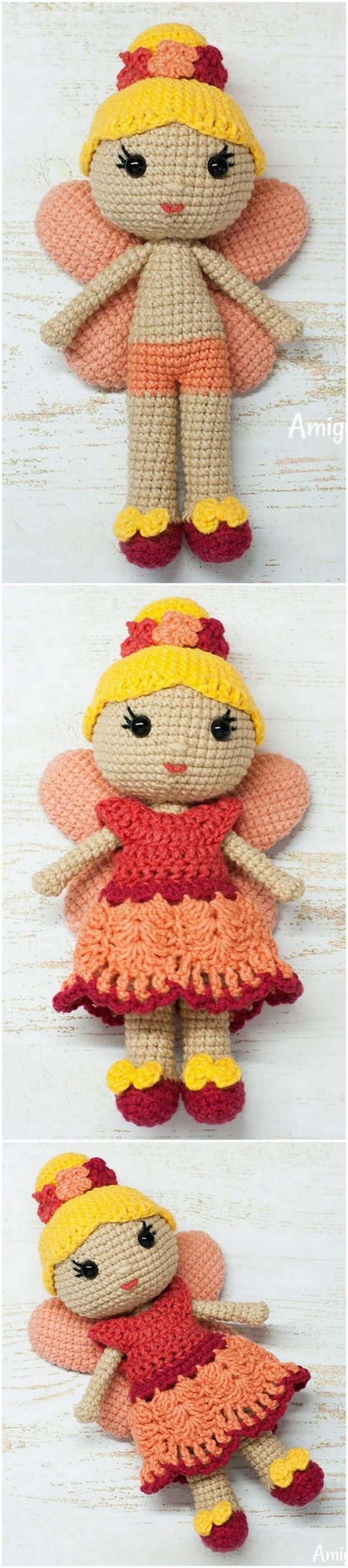 Crochet Amigurumi Doll Pattern (43)