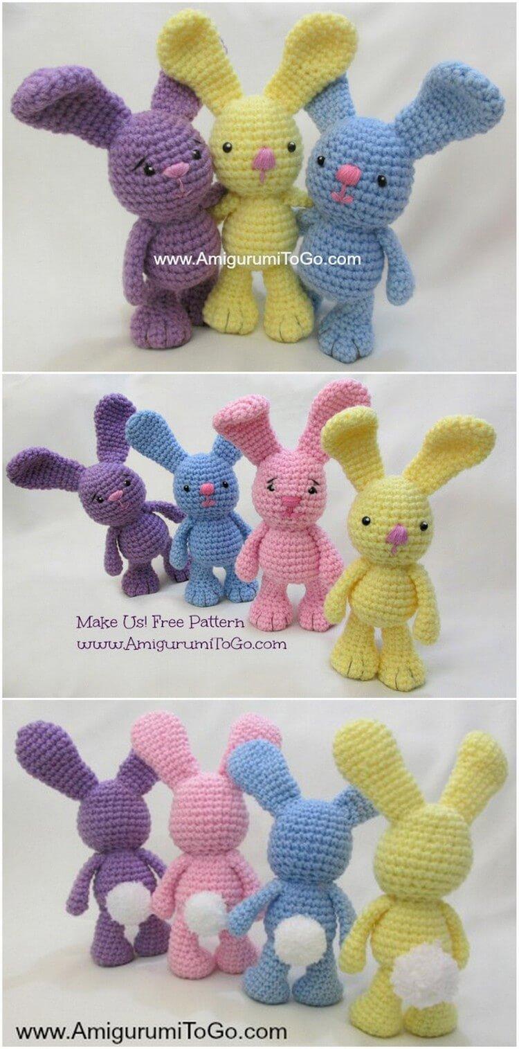 Crochet Amigurumi Pattern (1)