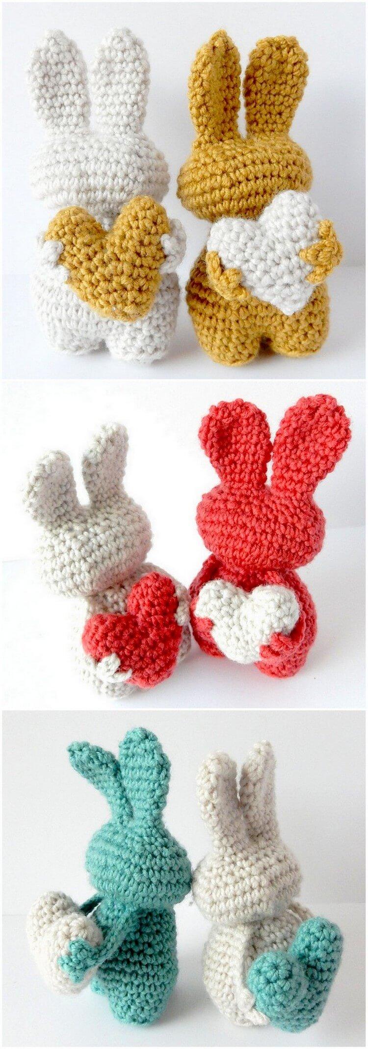 Crochet Amigurumi Pattern (100)
