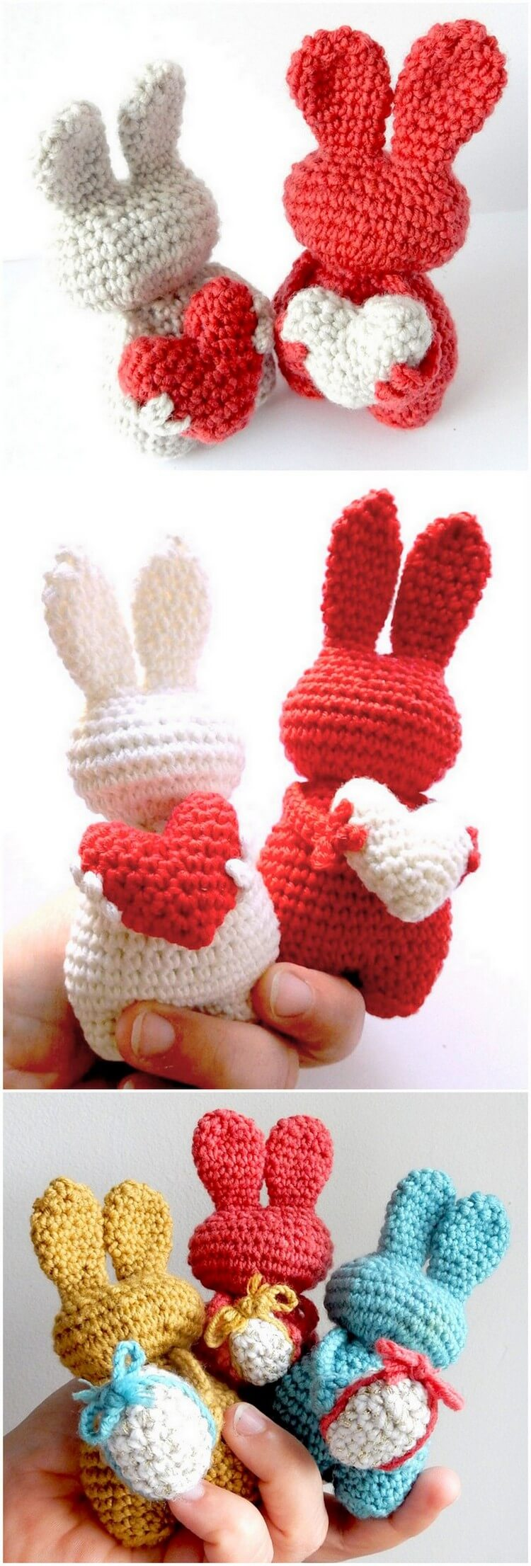 Crochet Amigurumi Pattern (101)