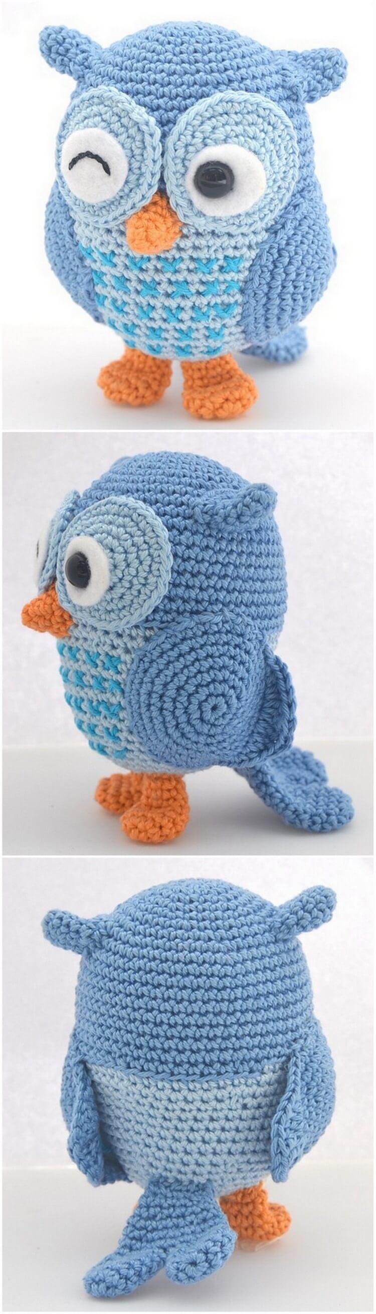 Crochet Amigurumi Pattern (102)