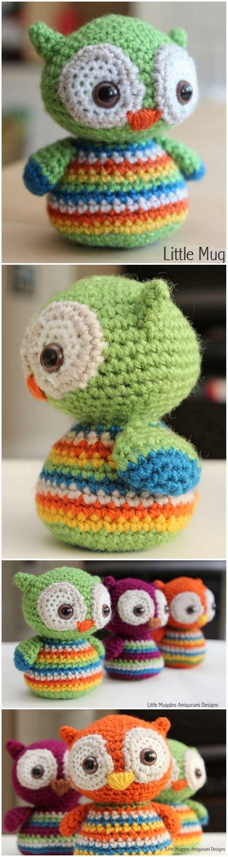 Crochet Amigurumi Pattern (104)