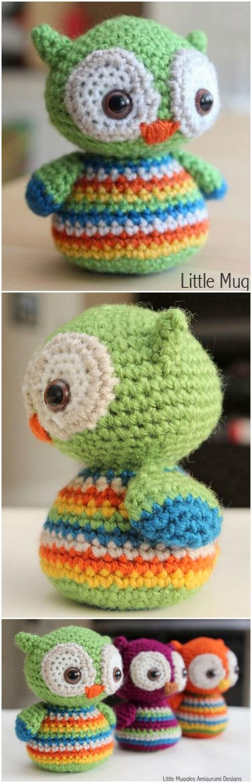 Crochet Amigurumi Pattern (105)