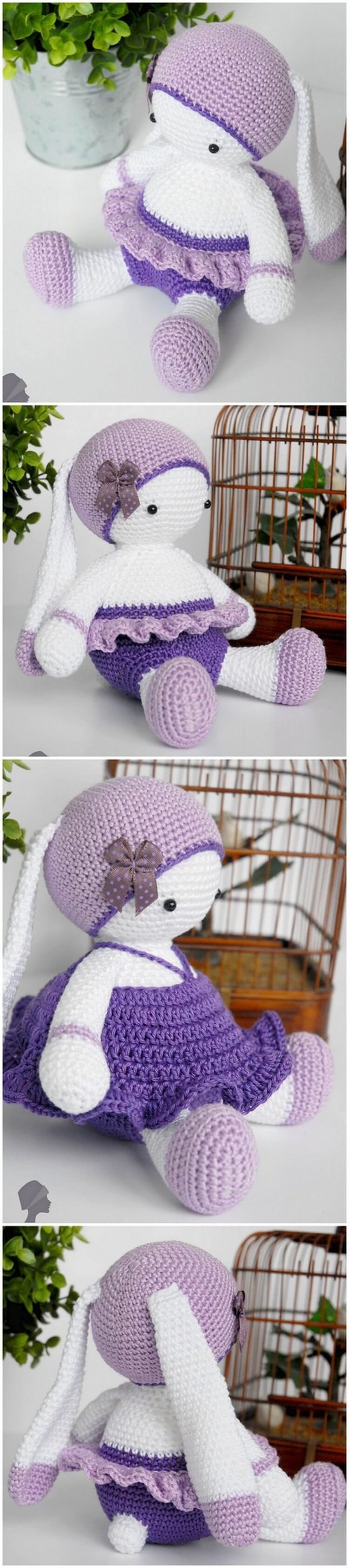 Crochet Amigurumi Pattern (107)