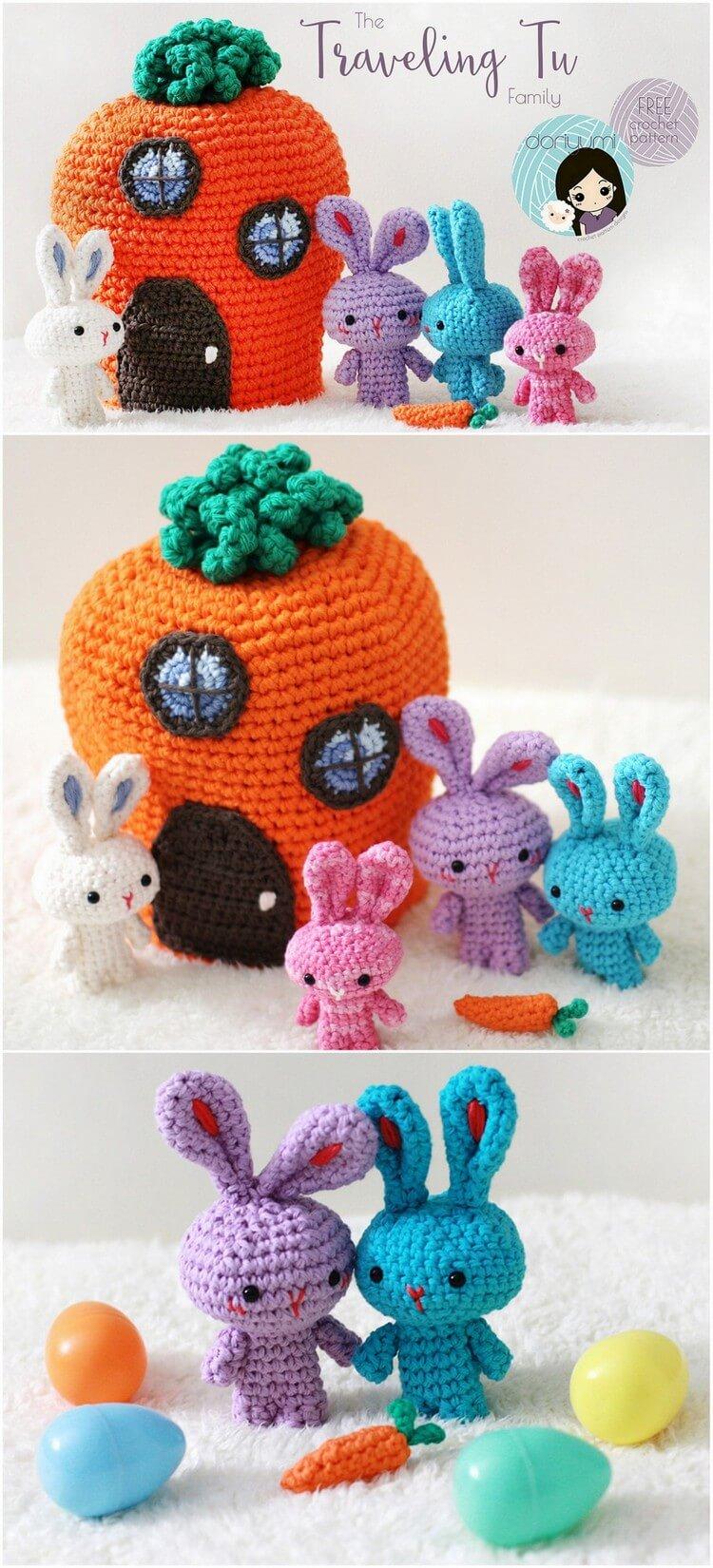 Crochet Amigurumi Pattern (111)