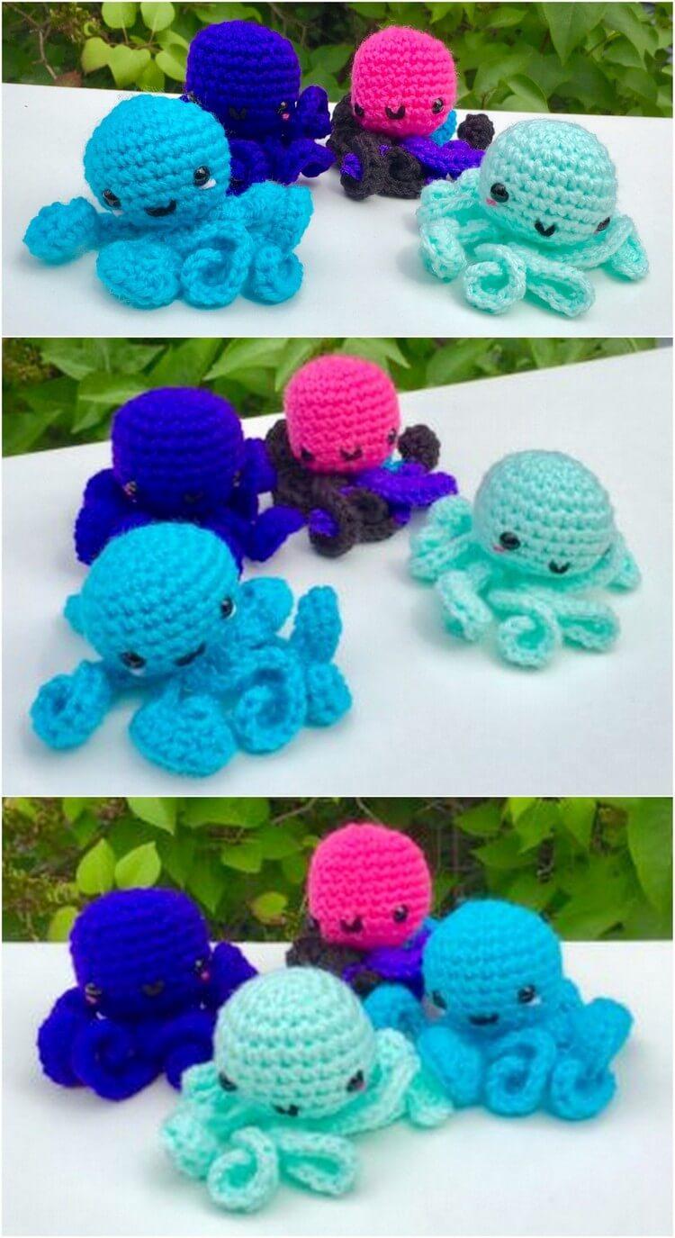 Crochet Amigurumi Pattern (114)