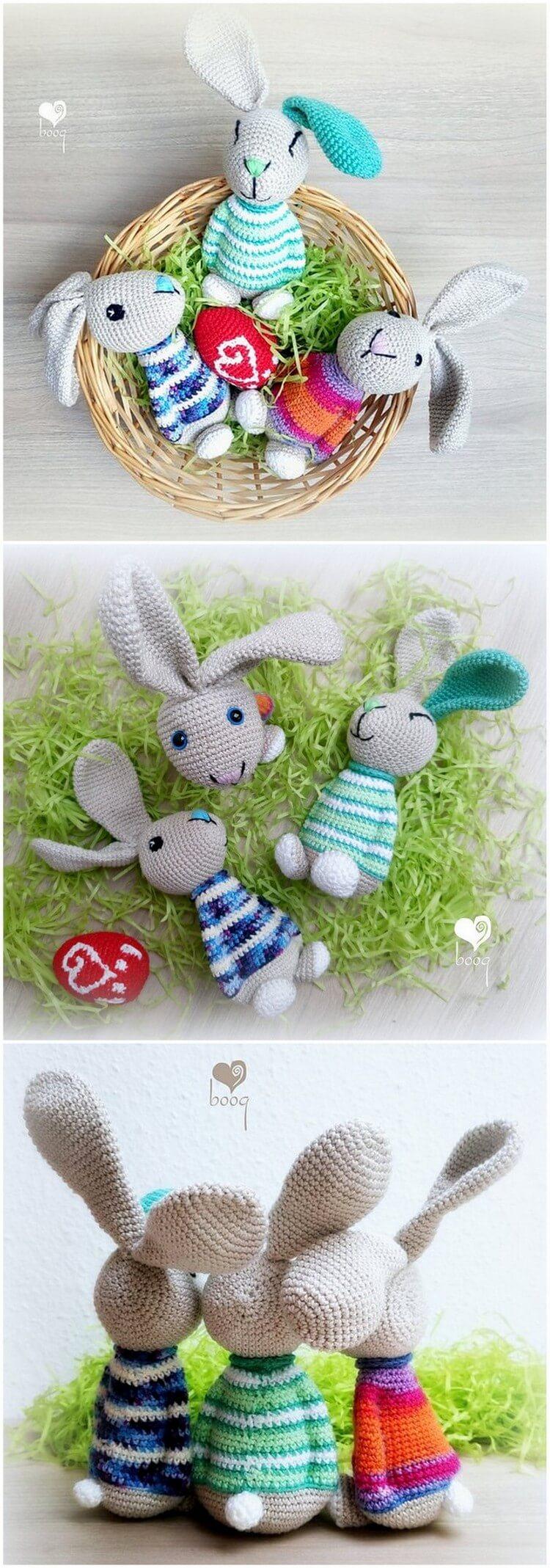 Crochet Amigurumi Pattern (115)