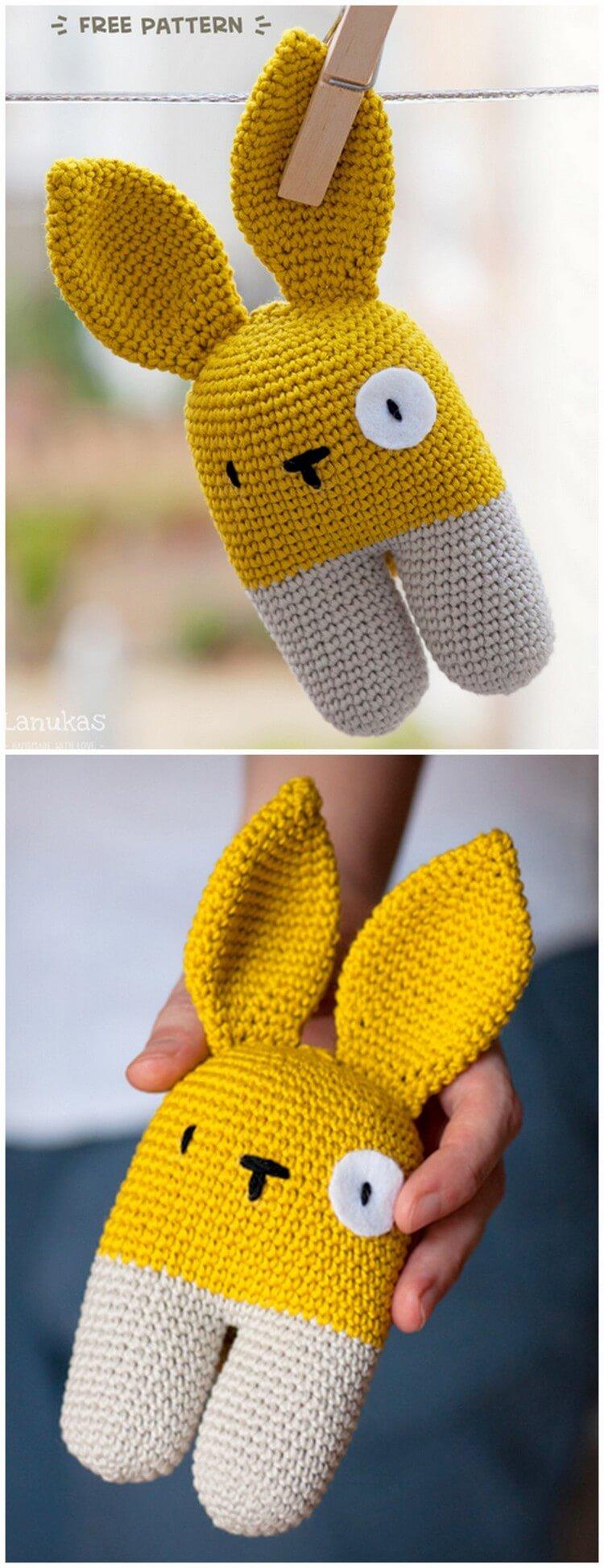Crochet Amigurumi Pattern (118)
