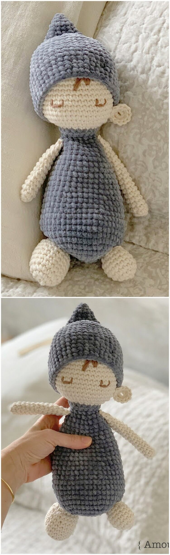 Crochet Amigurumi Pattern (13)