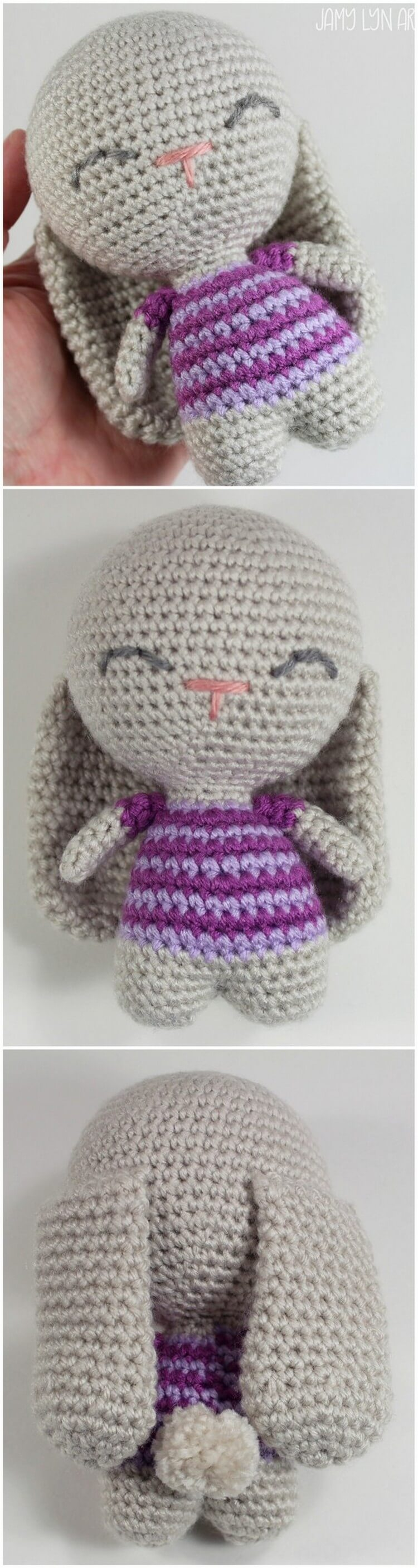 Crochet Amigurumi Pattern (14)