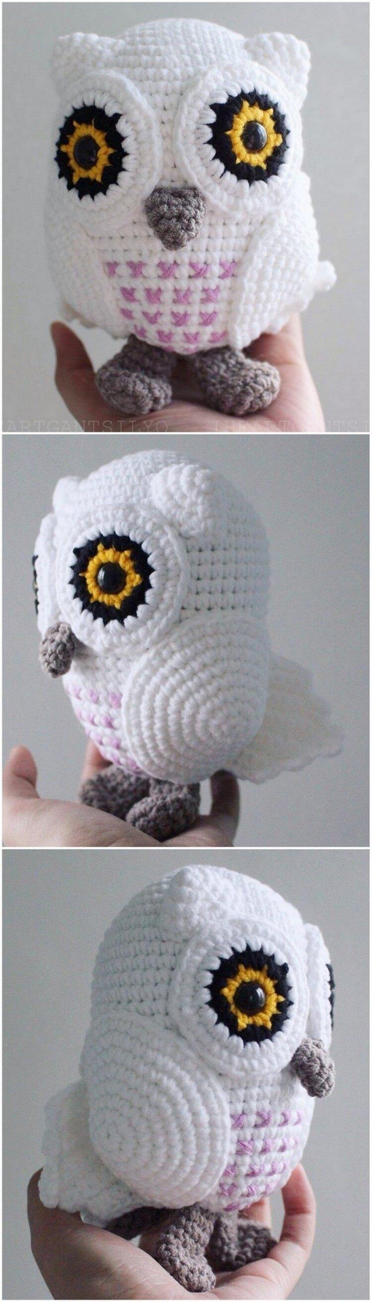 Crochet Amigurumi Pattern (2)