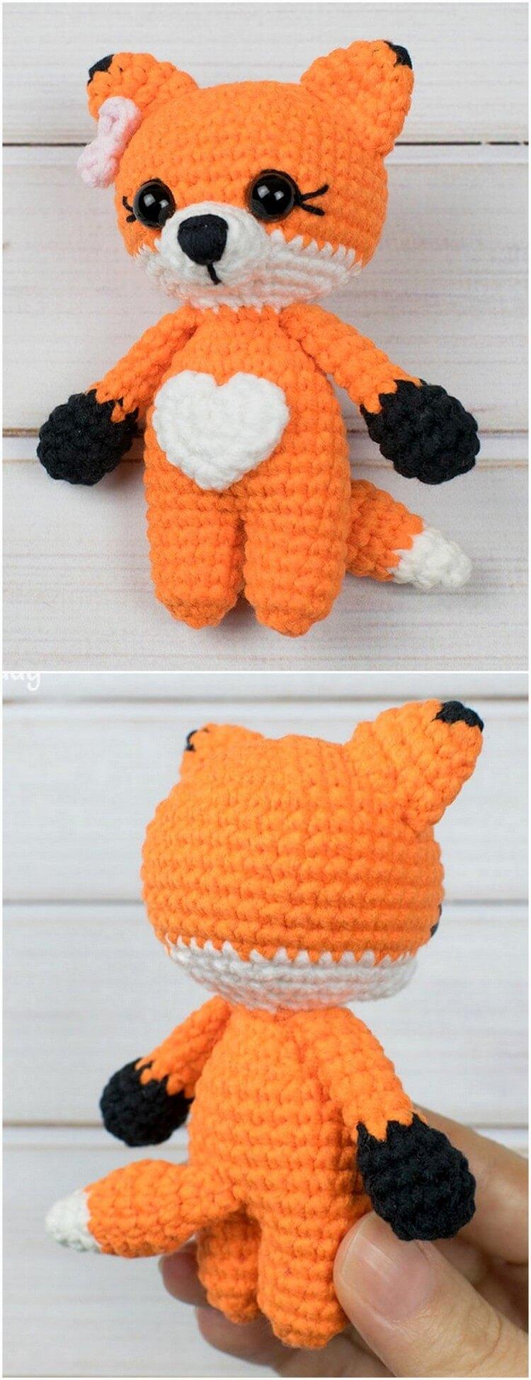 Crochet Amigurumi Pattern (20)