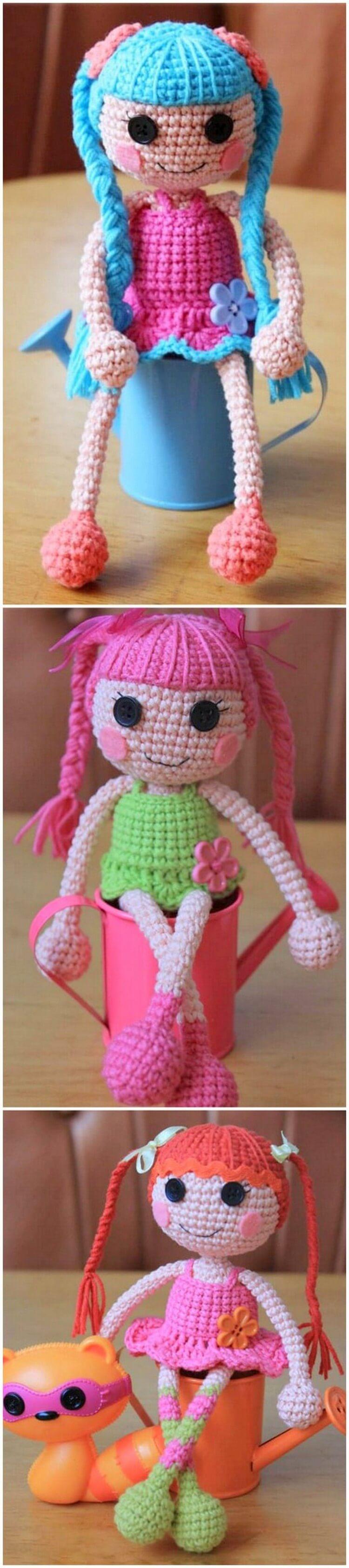 Crochet Amigurumi Pattern (24)