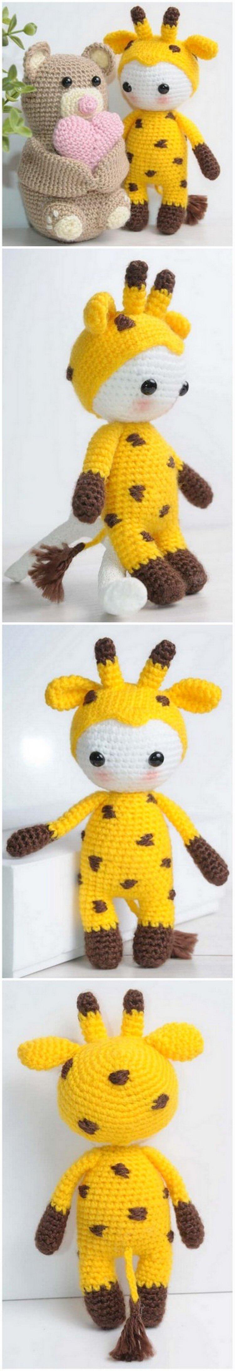 Crochet Amigurumi Pattern (41)