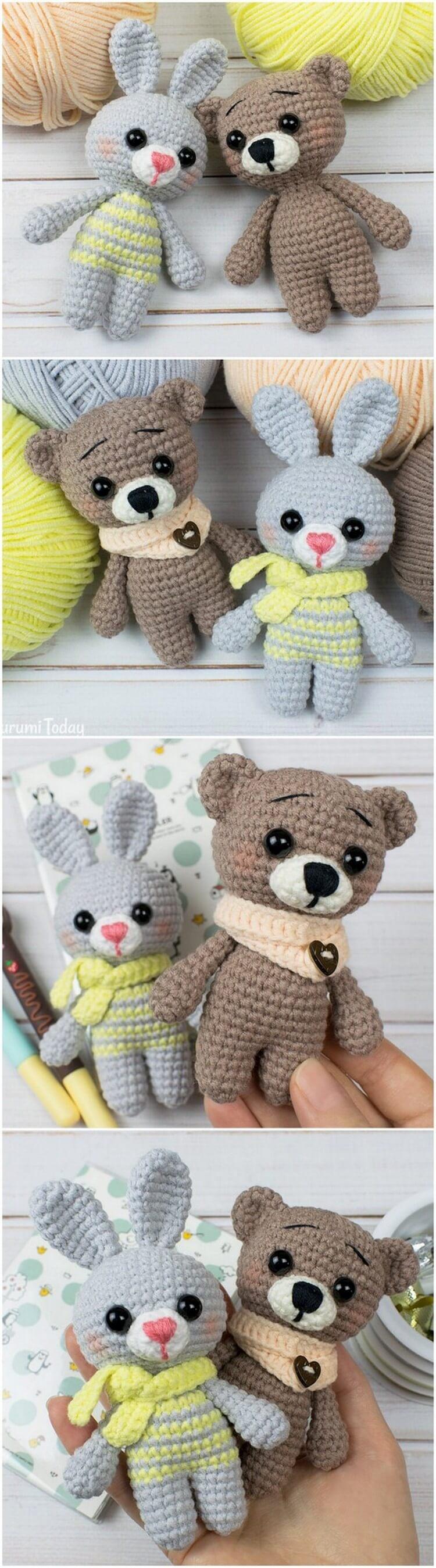 Crochet Amigurumi Pattern (42)