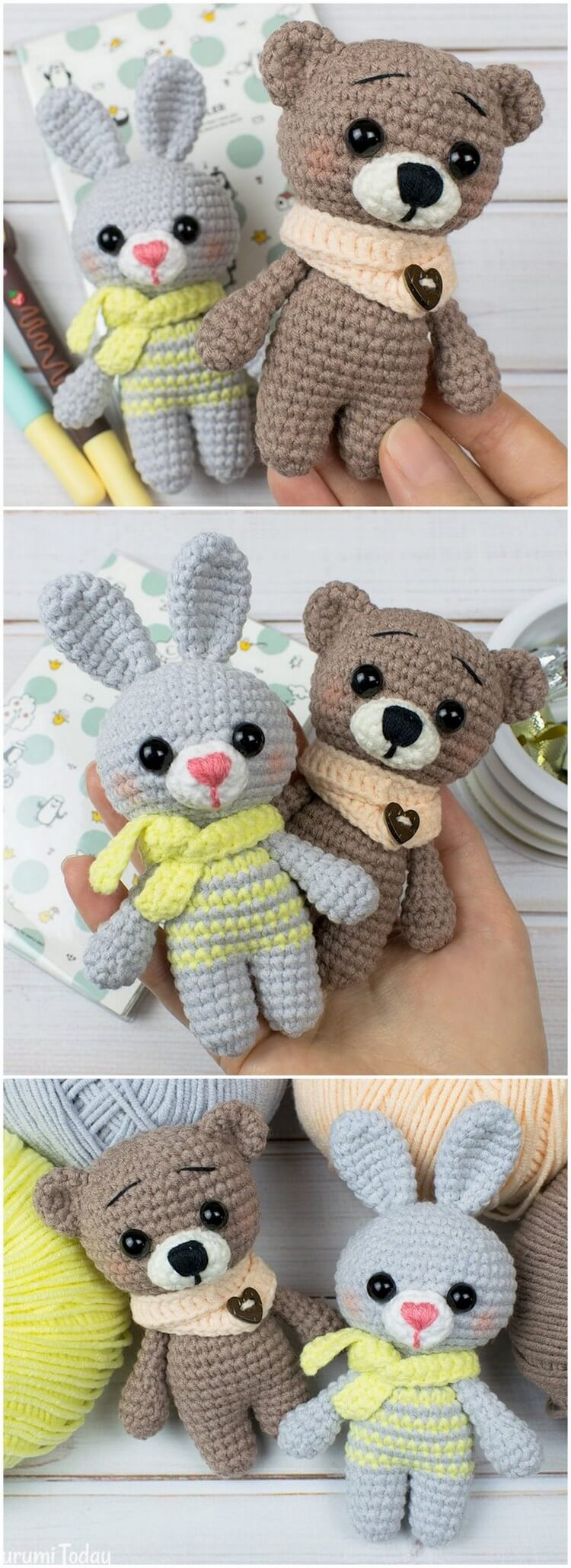 Crochet Amigurumi Pattern (43)