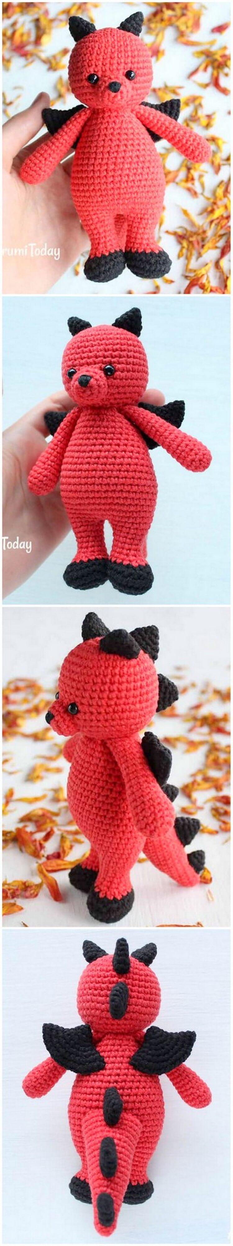 Crochet Amigurumi Pattern (45)