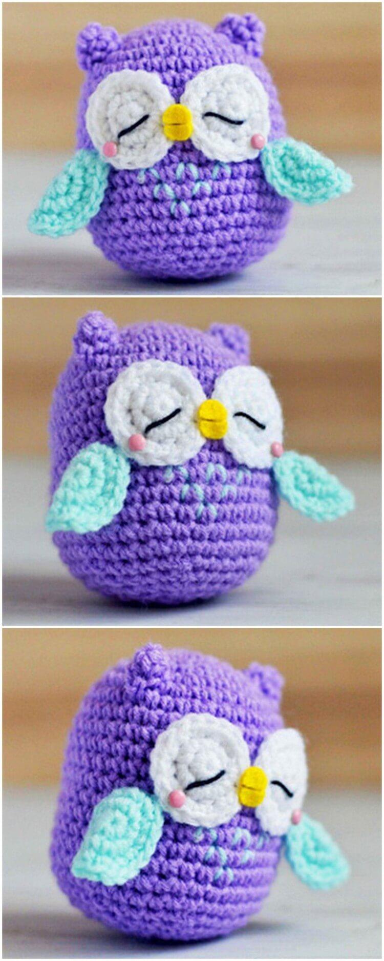 Crochet Amigurumi Pattern (5)