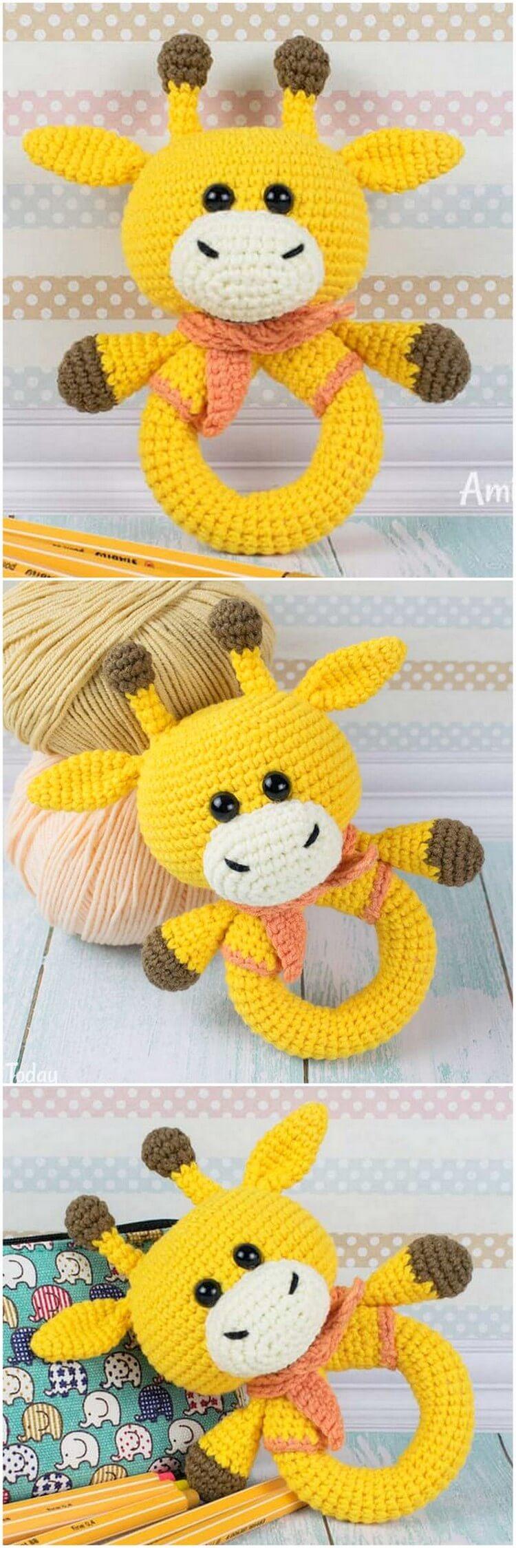 Crochet Amigurumi Pattern (50)