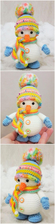 Crochet Amigurumi Pattern (52)