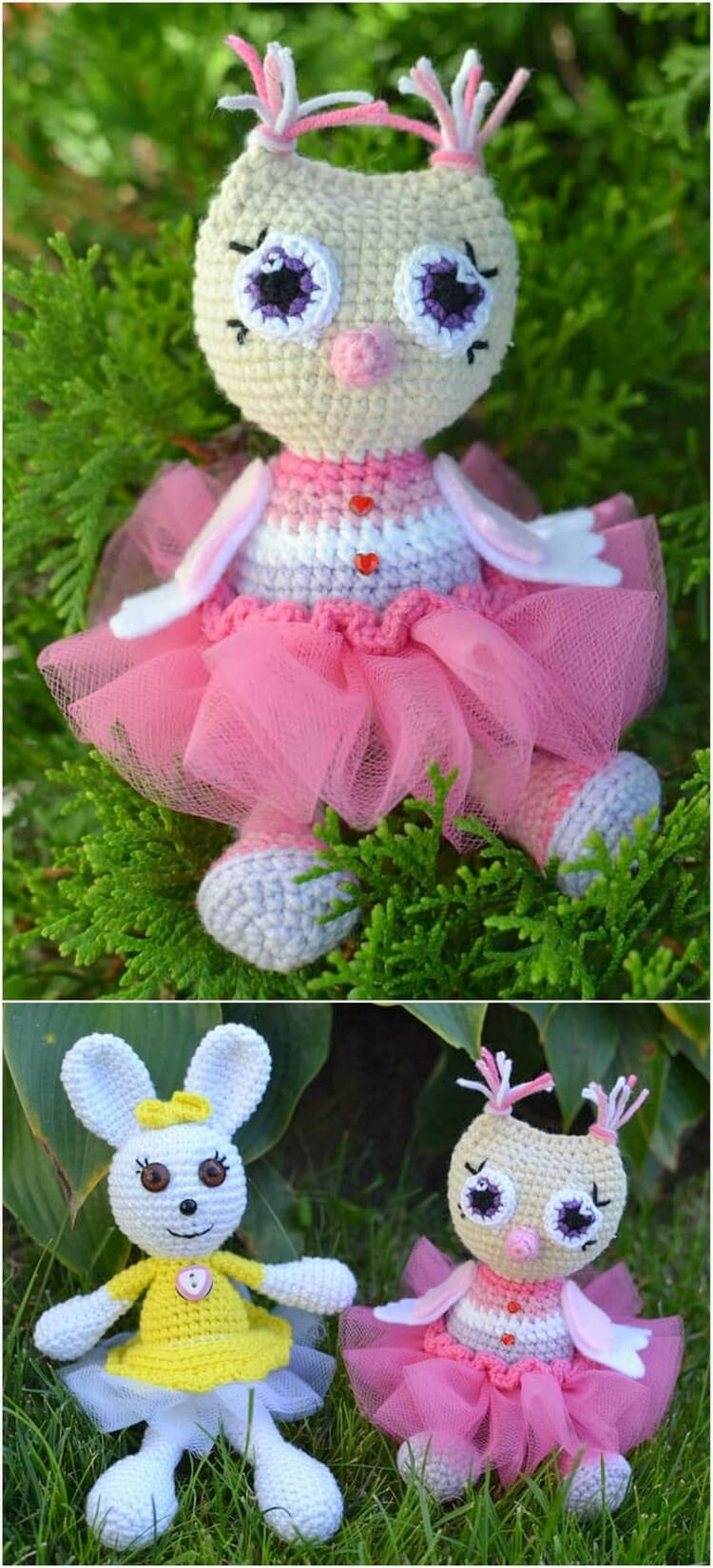 Crochet Amigurumi Pattern (54)