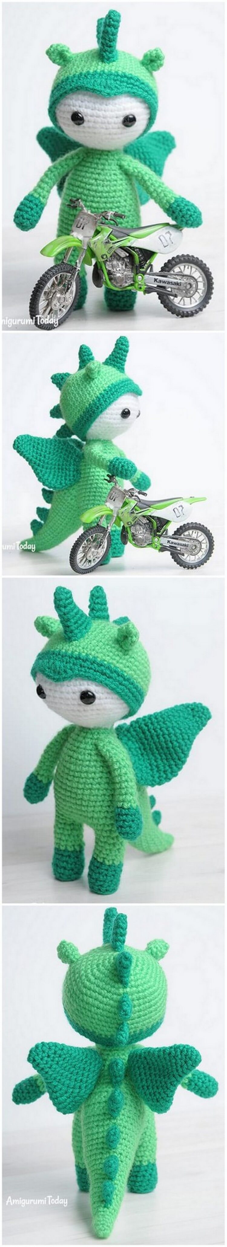 Crochet Amigurumi Pattern (55)