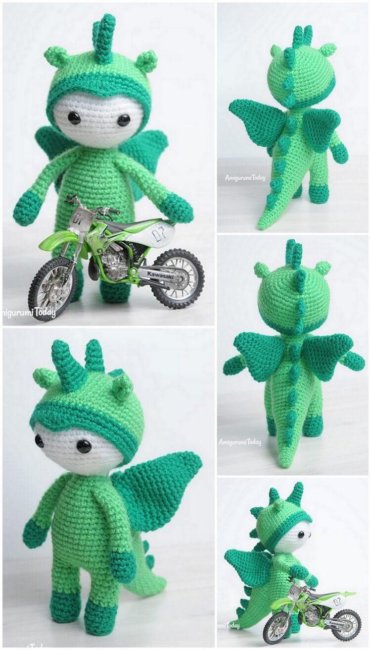 Crochet Amigurumi Pattern (58)