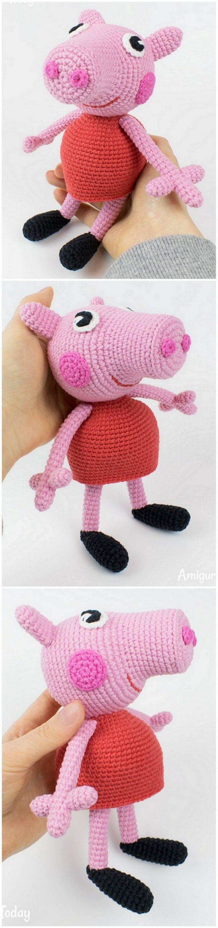 Crochet Amigurumi Pattern (61)