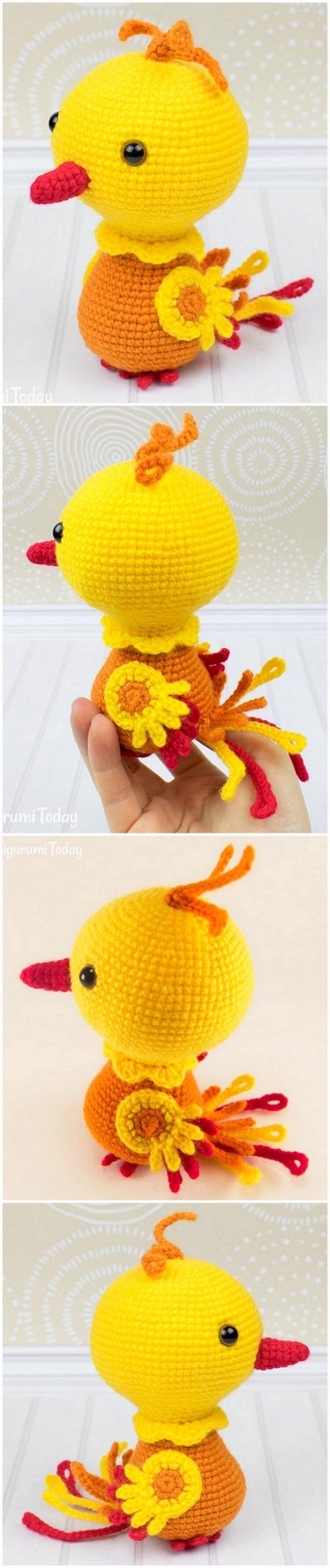 Crochet Amigurumi Pattern (62)