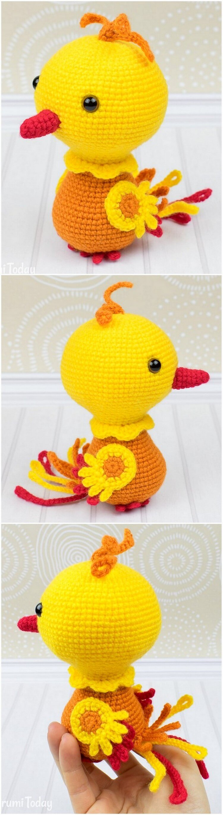Crochet Amigurumi Pattern (64)