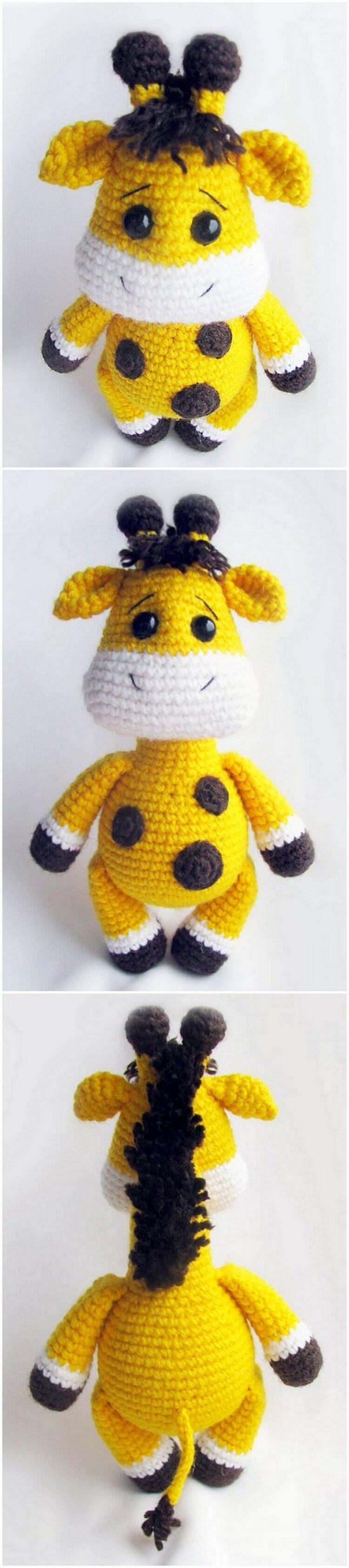 Crochet Amigurumi Pattern (65)