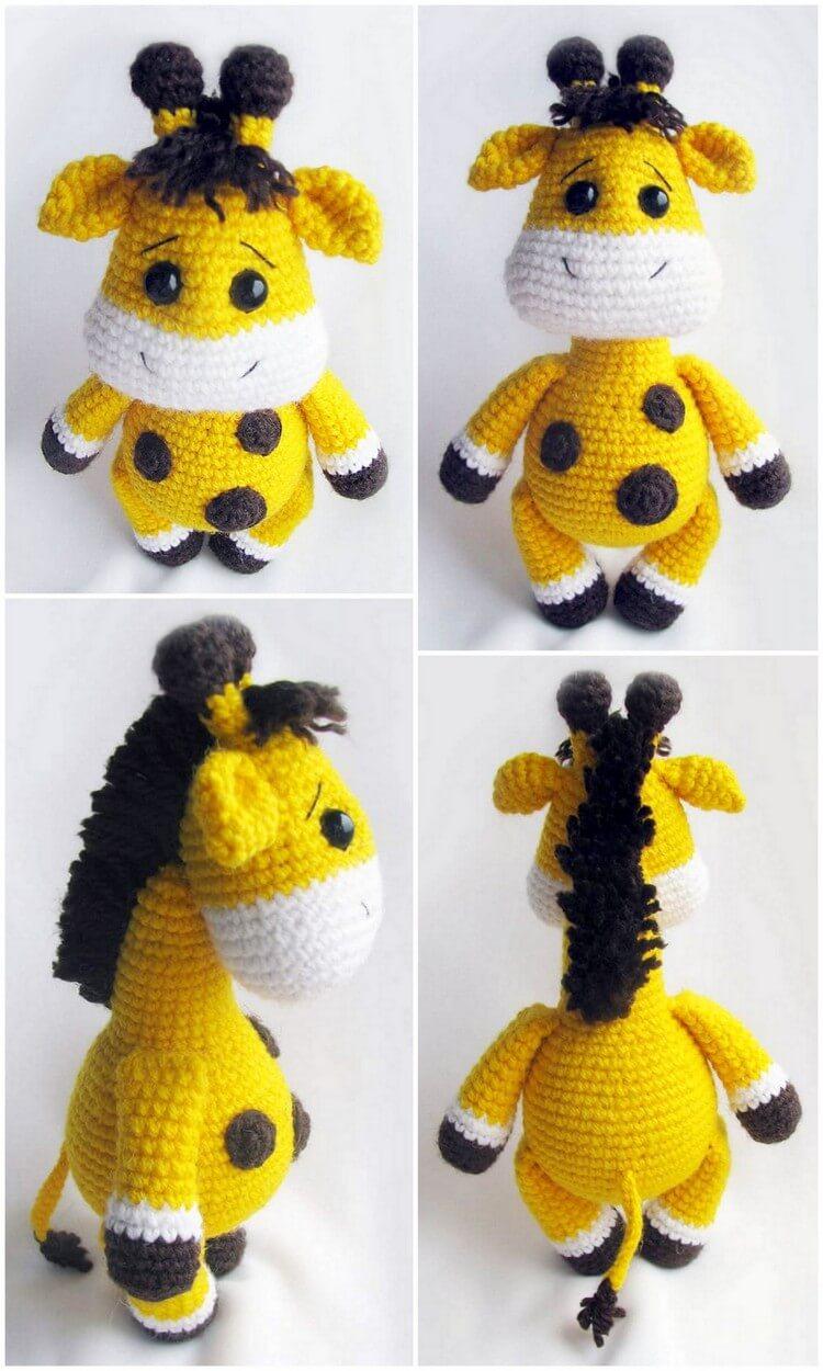Crochet Amigurumi Pattern (66)