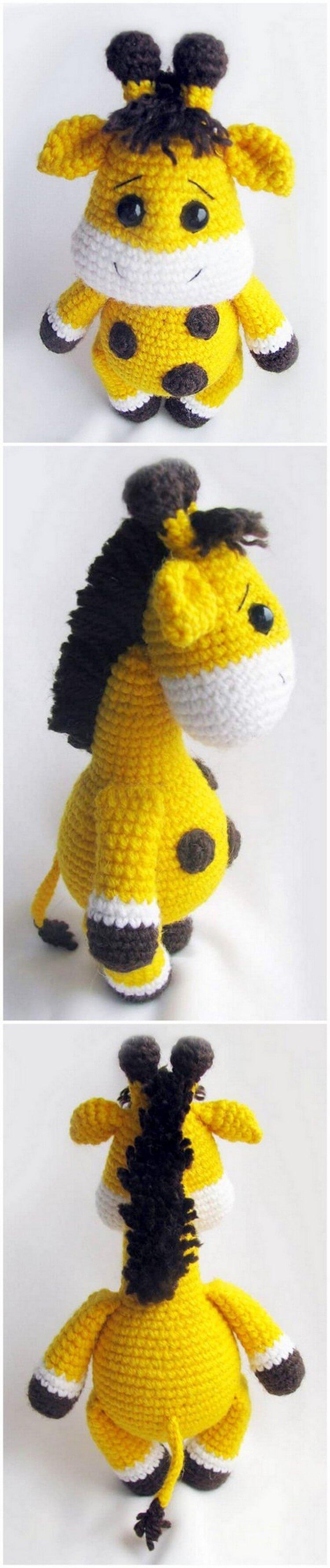 Crochet Amigurumi Pattern (67)
