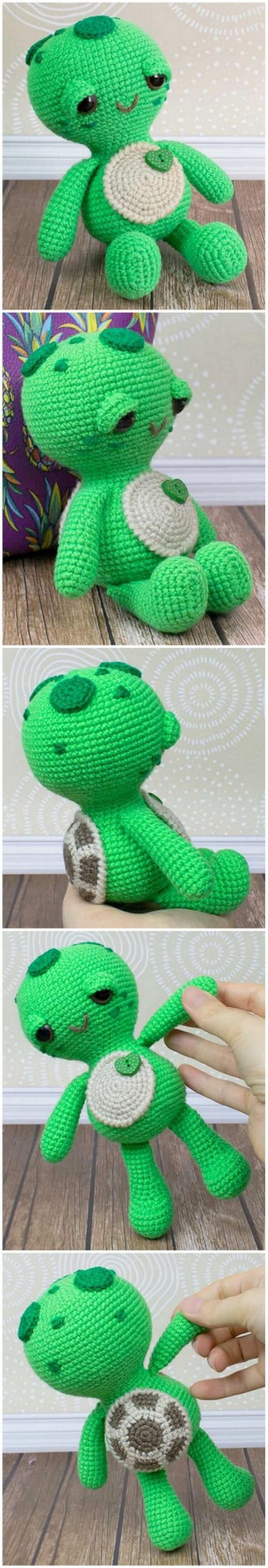 Crochet Amigurumi Pattern (69)