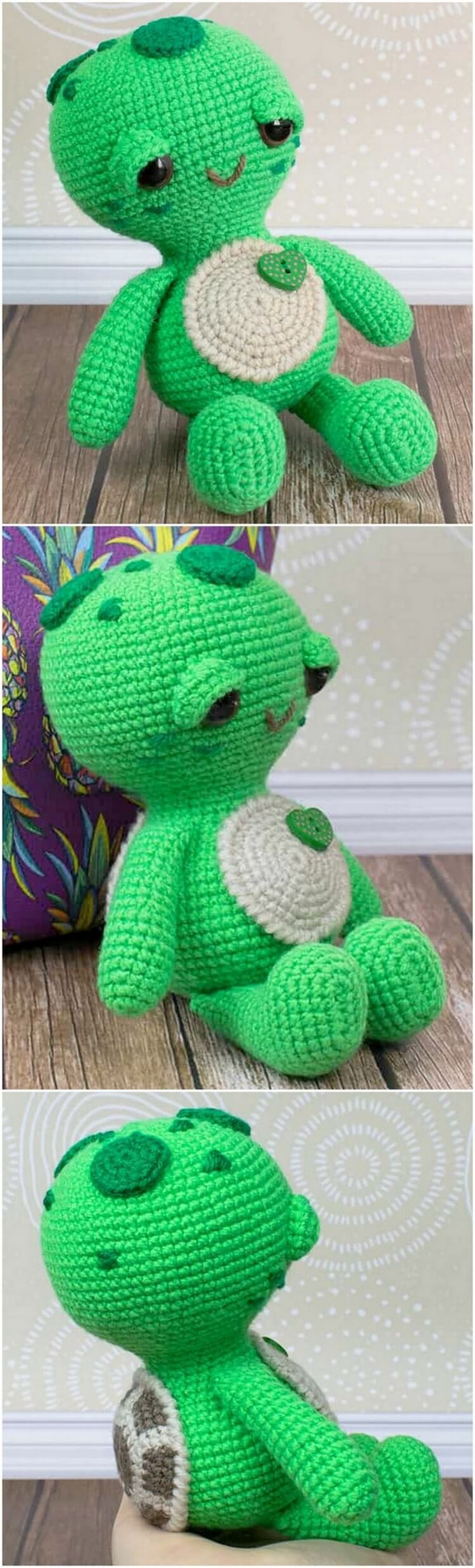 Crochet Amigurumi Pattern (70)