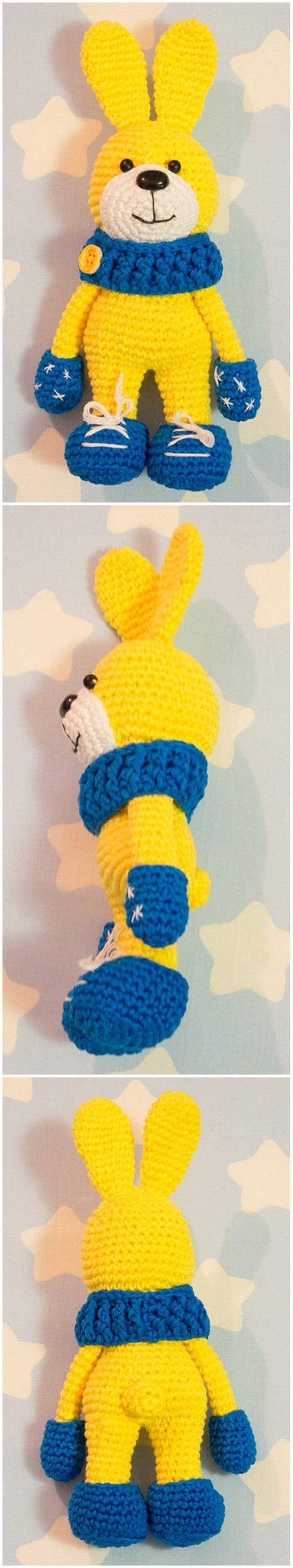Crochet Amigurumi Pattern (73)