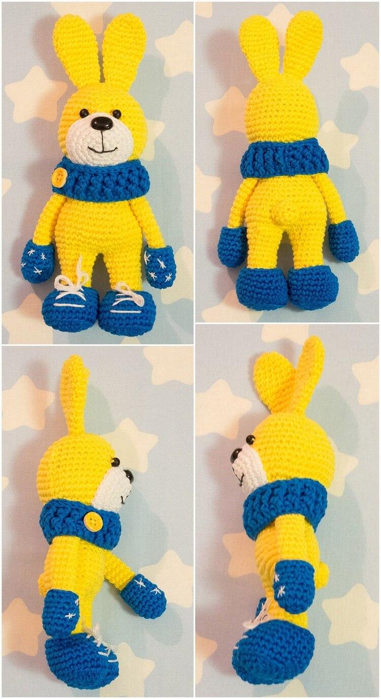 Crochet Amigurumi Pattern (74)