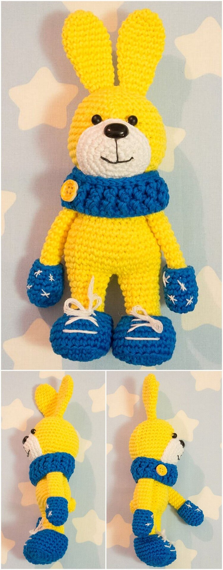 Crochet Amigurumi Pattern (75)
